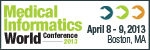 Medical Informatics World 2013